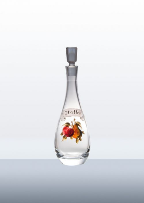 Flasche mit Stoppel 900ml