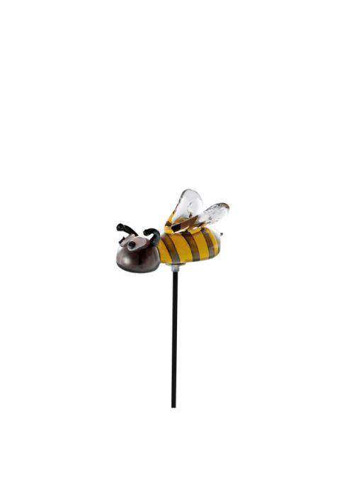 Gartenobjekt Biene mundgeblasen