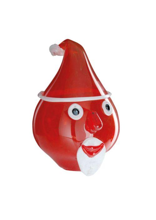 Nikolaus/Santa mundgeblasen
